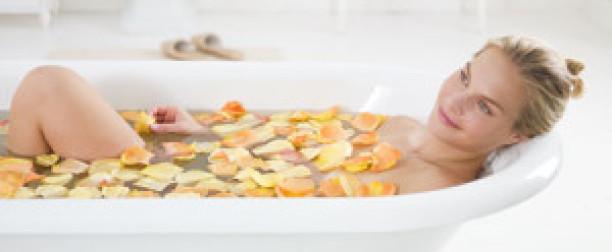 Lecznicze kąpiele ziołowe