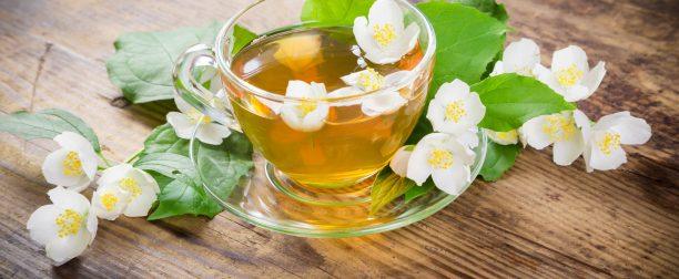 Bogactwo herbaty jaśminowej
