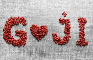 Jagody Goji – właściwości odżywcze